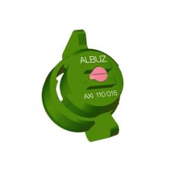Buses Albuz FASTCAP AXI  110° 015 VERTE