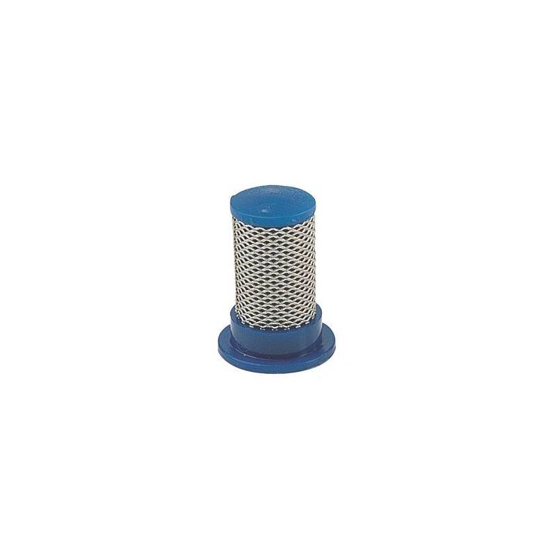 Filtre de buse cylindrique STD 50 mesh bleu antigoutte