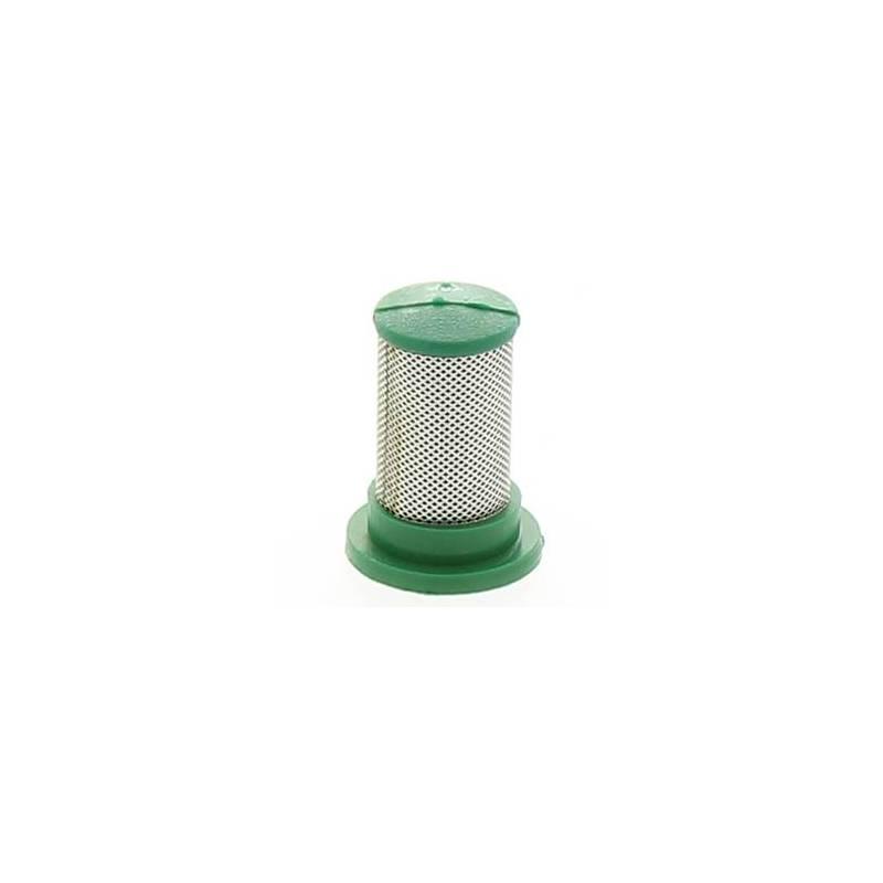 Filtre de buse cylindrique STD 100 mesh vert antigoutte