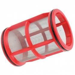 Tamis filtre 310 - 32 mesh rouge - 70 x 100 mm