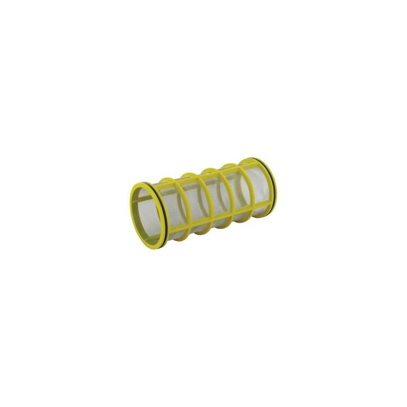 Tamis de filtre 314 - 80 mesh jaune - 78 x 166 mm
