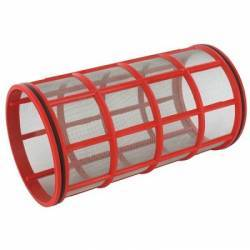Tamis filtre 316 - 32 mesh rouge - 107 x 200 mm