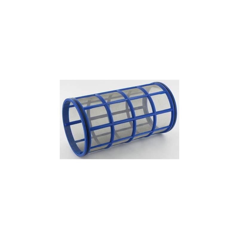 Tamis filtre 316 - 50 mesh bleu - 107 x 200 mm