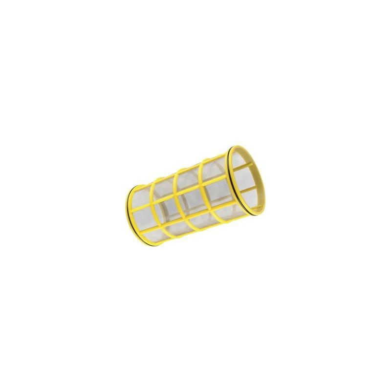 Tamis filtre 316 - 80 mesh jaune - 107 mm x 200 mm