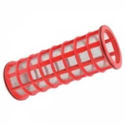 Tamis filtre Arag 317 - 333 2 - 32 mesh rouge - 107 x 286 mm