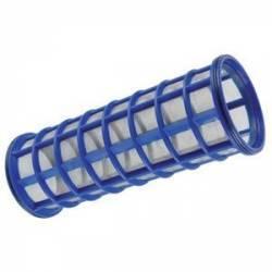 Tamis filtre Arag 317 - 333 2 - 50 mesh bleu - 107 x 286 mm