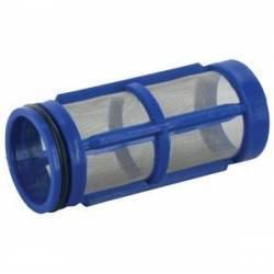 Tamis 50 mesh bleu 38 x 87 mm pour filtre Arag