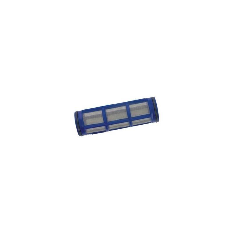Tamis 50 mesh bleu 38 x 125 mm pour filtre Arag