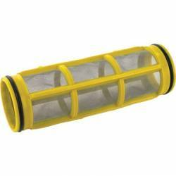 Tamis 80 mesh jaune 38 x 125 mm pour filtre Arag