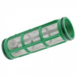 Tamis 100 mesh vert 38 x 125 mm pour filtre Arag