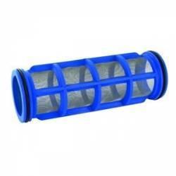 Tamis filtre 345 - 50 mesh bleu - 50 x 150 mm
