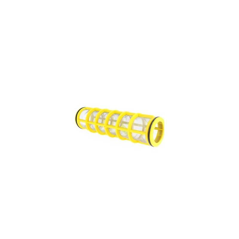Tamis filtre 326/328 - 80 mesh jaune - 54 x 208 mm