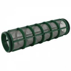 Tamis filtre 326/328 - 100 mesh vert - 54 x 208 mm