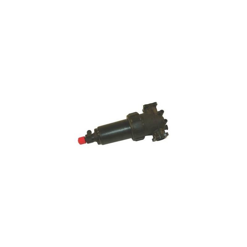 Filtre refoulement Arag 326 autonettoyant - bride Arag 863/463 - 20 bars - 50 mesh bleu