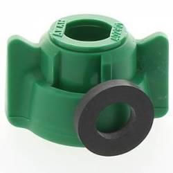 Ecrou baionnette (B.A.N.)-11mm- vert