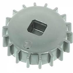 Ecrou de Porte-Buse Quadrix ø 20 mm