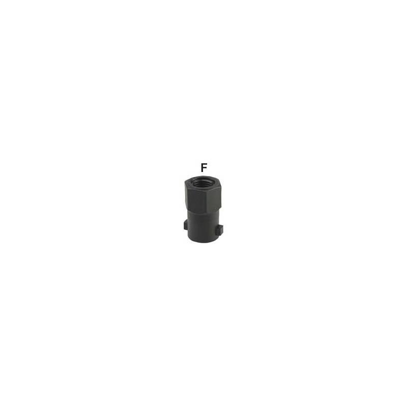 Adaptateur porte buse BAN - 1/4 F