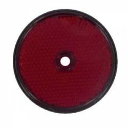 Réflecteur rouge ø60