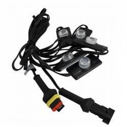 Eclairage LED - SLS - Intermédiaire 4 LED