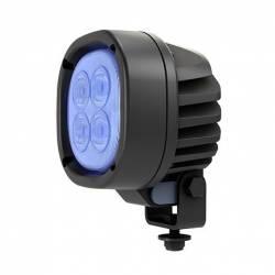 Projecteur LED Bleu Spécial Pulvérisation - 12/48 V