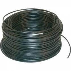 Câble 1x4mm2 noir 10M