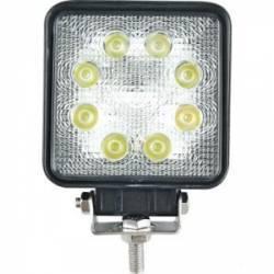 Phare de travail LED 24 W - 1440 lm - Longue portée
