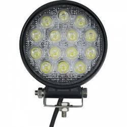 Phare de travail LED 42 W - 2520 lm - Faisceau large