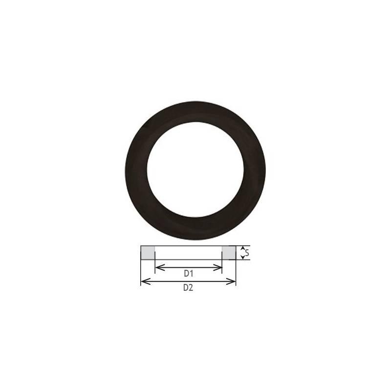 joint plat pour ecrou 3 8 14 x10 p 2 mm. Black Bedroom Furniture Sets. Home Design Ideas