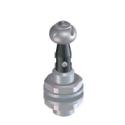 "Jet rotatif 360° - rince Cuve tout Inox Braglia -1/2"" M"