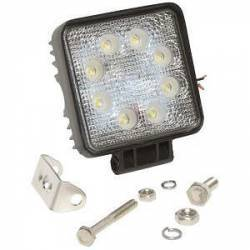 Phare de travail LED 24 W - 1440 lm - Faisceau large