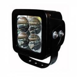 Projecteur de travail LED - faisceau large - 40 W - 3600 lm - 12/24 V