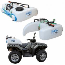 Pulvérisateur quad - Cuve ergonomique75L - pompe 8.3 L/min