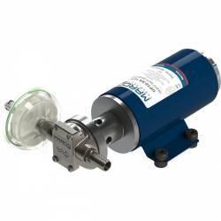 Pompe électrique Marco UP10-XA 12 V - 18l/min - 7 bars - Spécial acide propionique