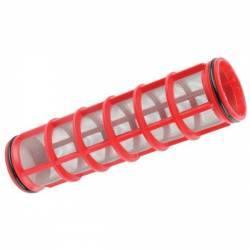Tamis filtre 326/328 - 32 mesh rouge - 54 x 208 mm