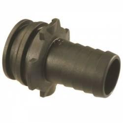 Raccord Arag T3 Mâle - droit cannelé 10 mm