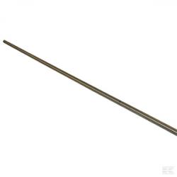 "Tube de rampe inox 2070 mm - 1/2""- 5 trous 7 mm chaque 50 cm"